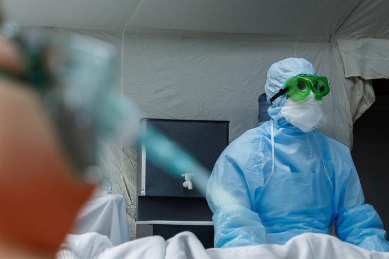 Қазақстанда бір тәулікте 717 адамнан коронавирус анықталды