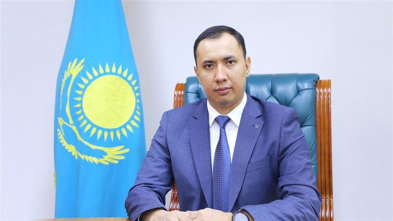 Абзал Бейсенбекұлы назначен руководителем аппарата Министерства финансов РК