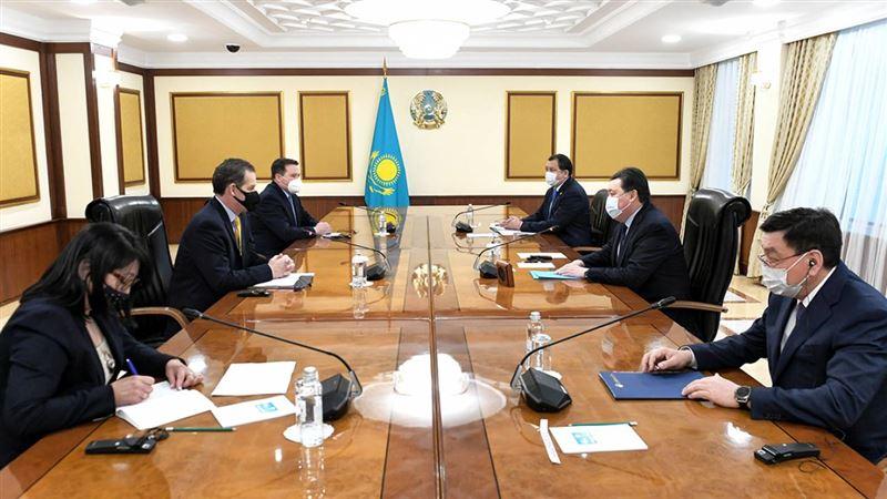 Премьер-министр провел встречу с главой Chevron