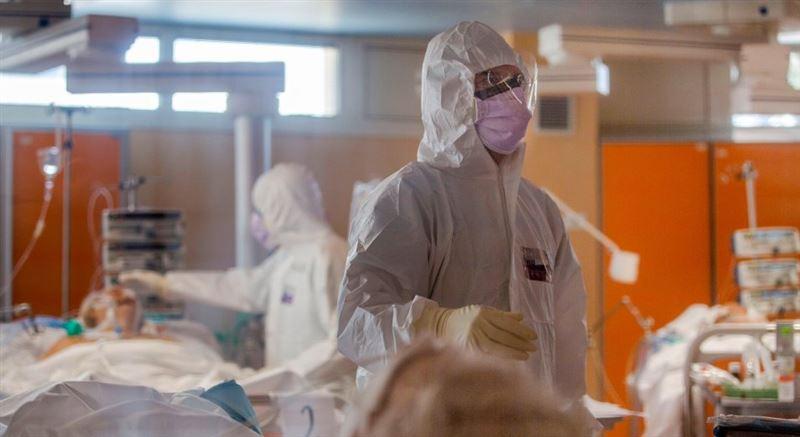 Өткен тәулікте Қазақстанда 857 адамнан кронавирус анықталды