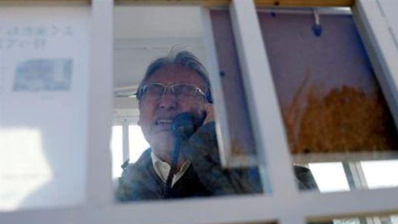 В Японии построили телефонную будку для общения с умершими близкими