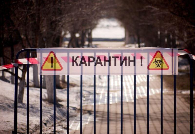 Карантинные меры продлены в Шымкенте