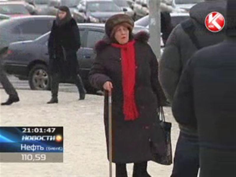 Повышение пенсионного возраста женщинам одобрили в правительстве