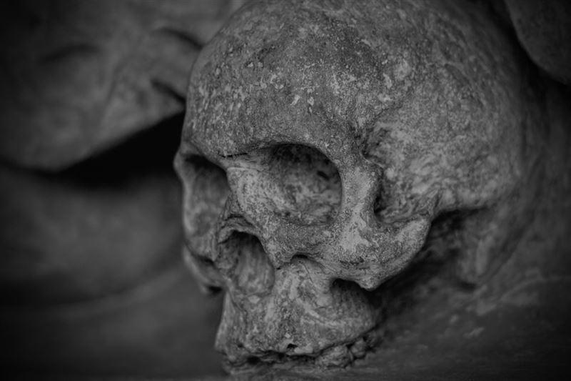 Мужчина несколько лет жил со скелетом жены из-за страха одиночества