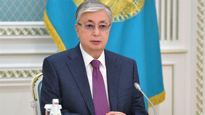 Касым-Жомарт Токаев поздравил женщин с Международным женским днем