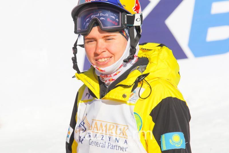 Юлия Галышева әлем чемпионатында күміс алды