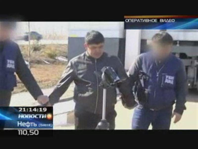 Гражданин Кыргызстана перевозил больше 10 килограммов героина в колесе