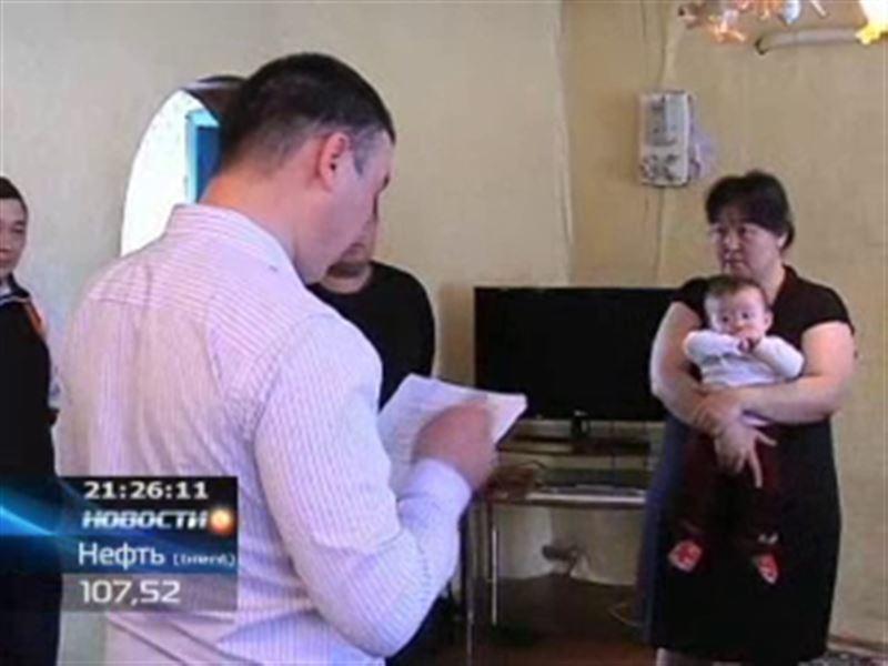 В СКО многодетные семьи остались без пособий