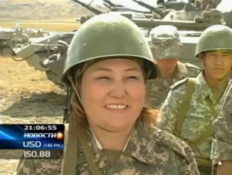 Сегодня на Спасском военном полигоне прошли тактические учения