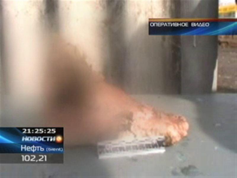 В Петропавловске в школьном дворе обнаружили человеческую ногу