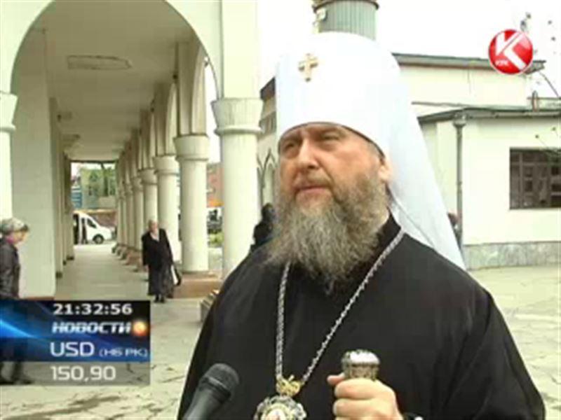 Православные Казахстана обрели Великую святыню