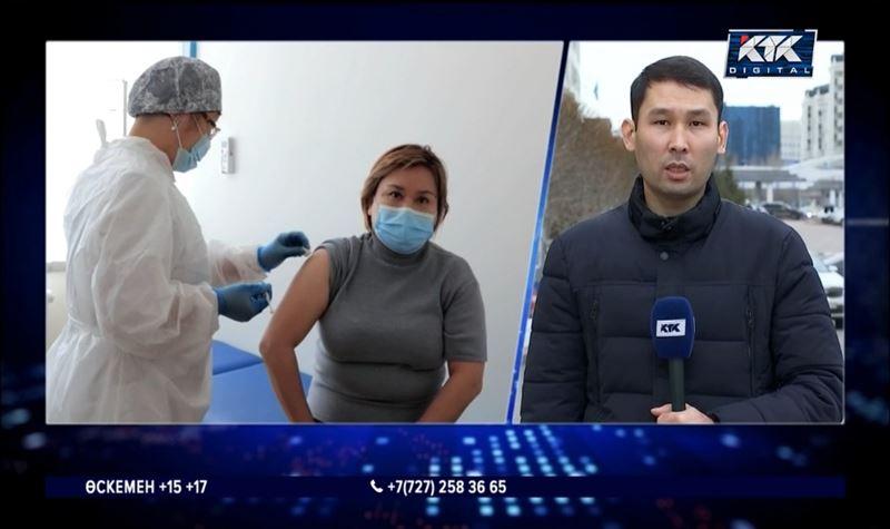 Ковид-19: Он миллион қазақстандыққа вакцина салынады