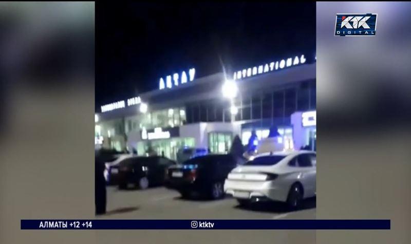 Парень, не захотевший платить за перевес, парализовал работу аэропорта Актау