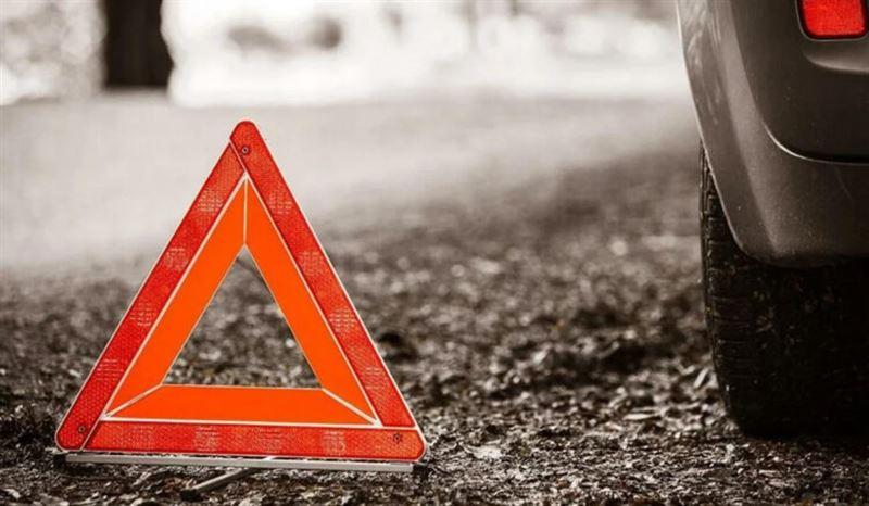 Количество ДТП снизилось в Жамбылской области