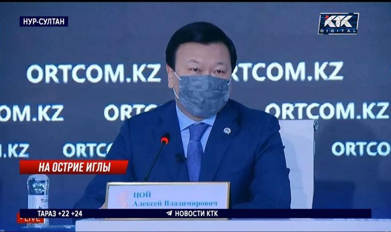 Почему «Спутник V» – казахстанская вакцина, объяснил глава Минздрава