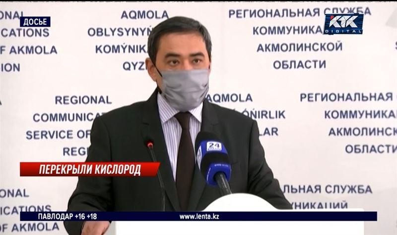 Экс-начальник облздрава обвиняется в передаче аппаратов ИВЛ частникам
