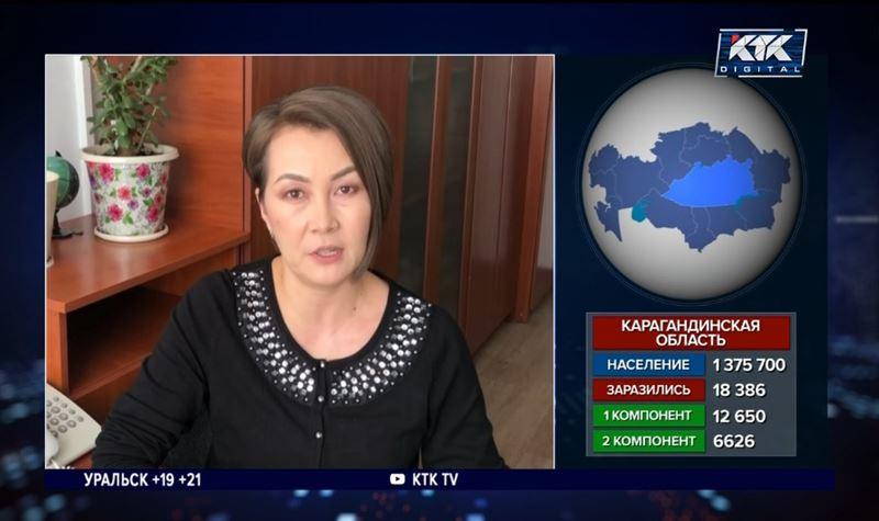 «Дневники вакцинации» на КТК: казахстанцы рассказывают о том, как получали укол