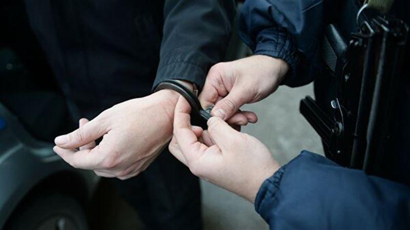 Четыре наркокурьера задержаны в Шымкенте