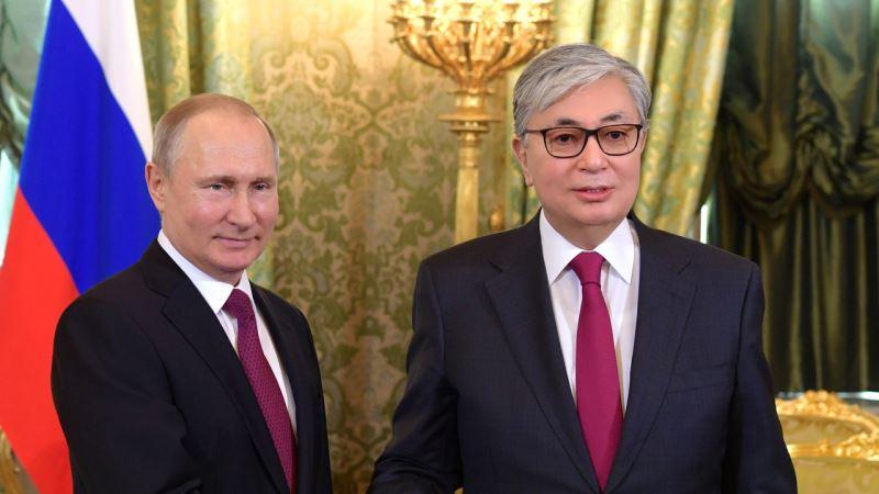 Когда встретятся президенты Казахстана и России