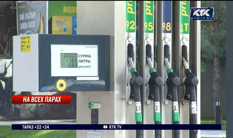 200 тенге за литр: бензин резко подорожал в Казахстане