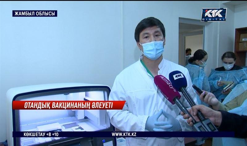 Ербол Бұрашев: Біздің вакцина вирустан 100 пайыз сақтайды