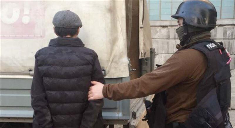 Спецоперацию по изъятию крупной партии сайгачьих рогов провели полицейские