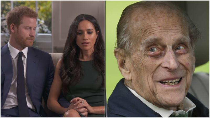 Будут ли принц Гарри и Меган Маркл присутствовать на похоронах дедушки
