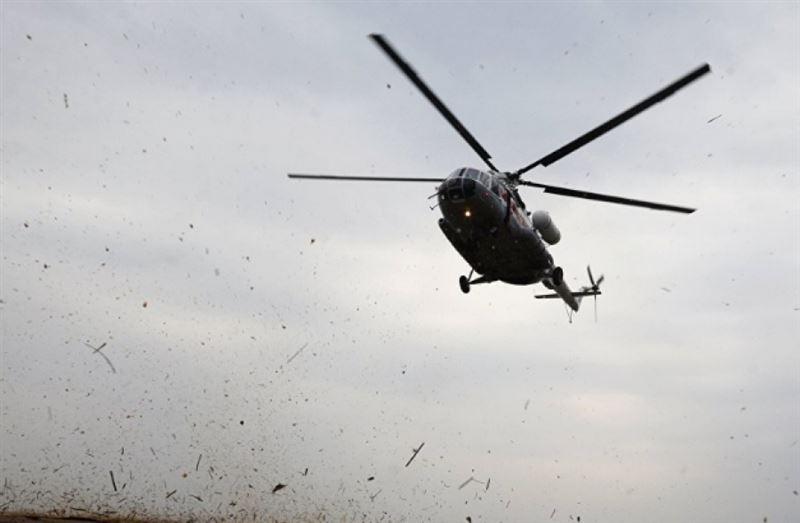 Қарағанды облысында көлігімен жоғалған ер адамды іздестіруге тікұшақ тартылды
