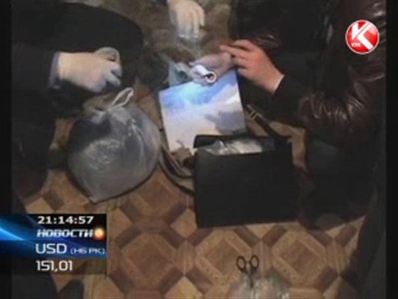 В Астане задержали пенсионерку-наркоторговку