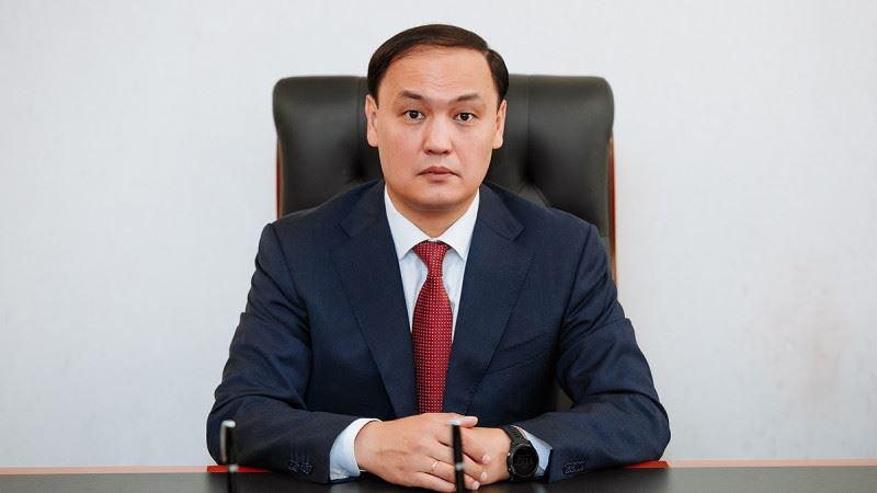 Ербол Қарашөкеев қаржы вице-министрі болды