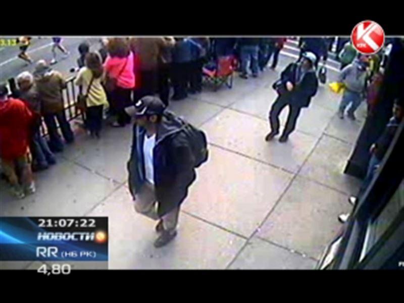 Теракты в Бостоне могли организовать выходцы из Кыргызстана