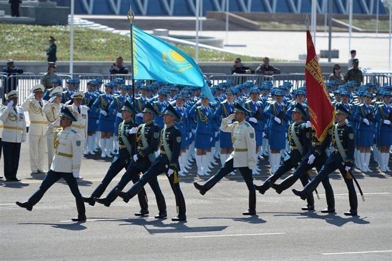 Қазақстанда Жеңіс күніне орай әскери парад өтпейді