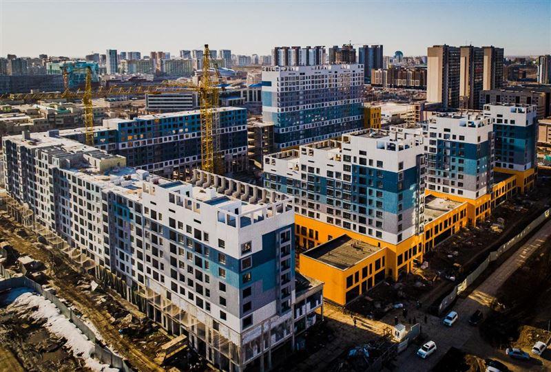 7 тысяч дольщиков получат квартиры в текущем году в Нур-Султане