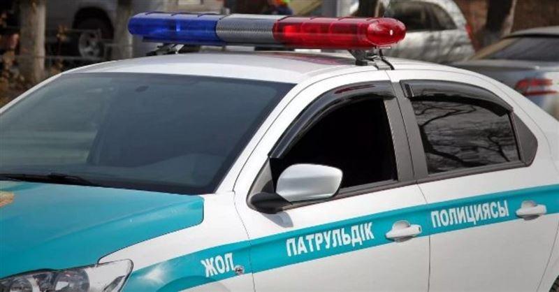 Балқашта жол апатынан полиция қызметкері қаза тапты