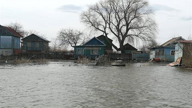 Сколько домов оказалось подтоплено с начала года в Казахстане