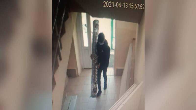 Четыре ковра похитили из торгового дома в Кокшетау