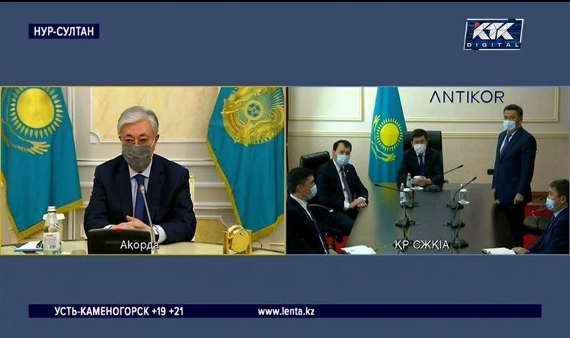 Президент назначил нового руководителя Антикоррупционной службы