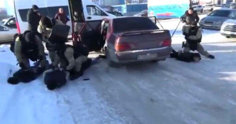 Транснациональная ОПГ разоблачена полицейскими Караганды