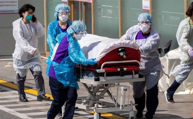 Коронавирус пен пневмониядан 37 адам көз жұмды