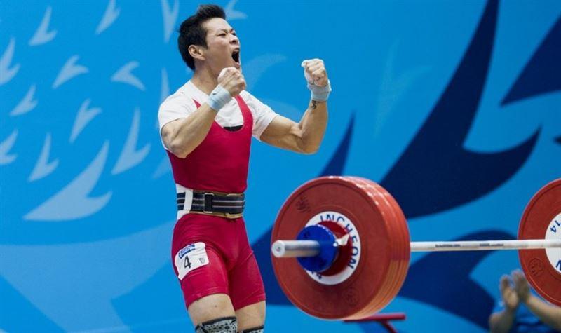 Қазақстандық зілтеміршілер Азия чемпионатын сәтті бастады