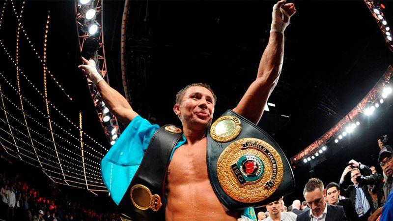 Геннадий Головкин ведет переговоры о знаковом бое с чемпионом мира