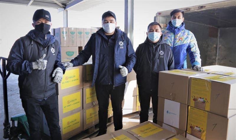 Более 4 тыс. малообеспеченных семей получат продуктовые корзины в Нур-Султане