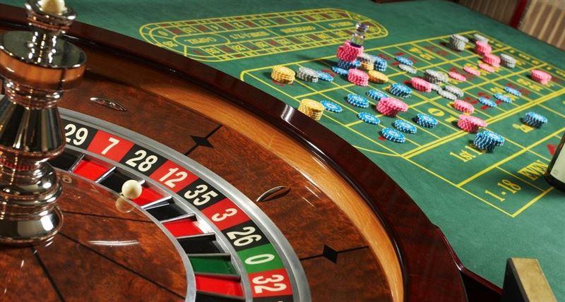 Огонь открыл охранник казино во время проверки