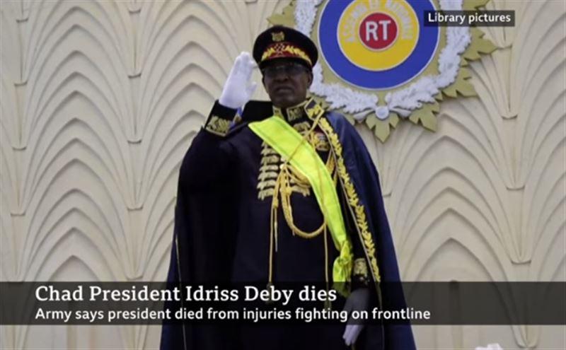 Лидер Чада погиб во время празднования победы на выборах