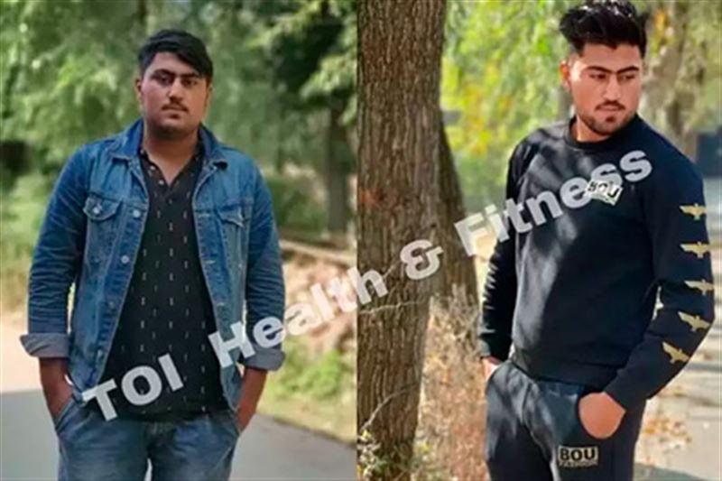 109-килограммовый мужчина похудел на 41 килограмм и раскрыл секрет успеха