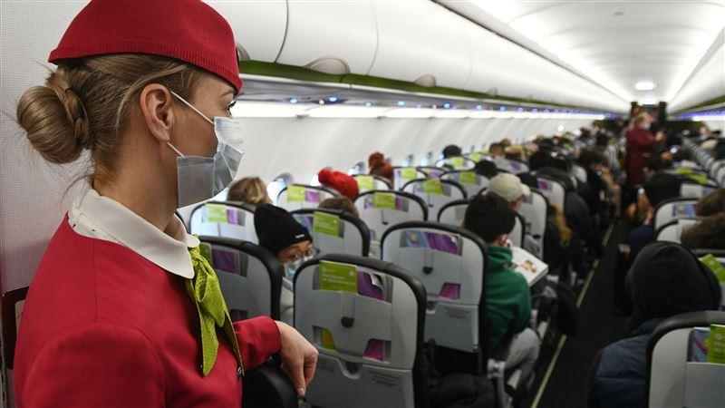 Все 3211 авиапассажиров прибыли в Казахстан со справками ПЦР
