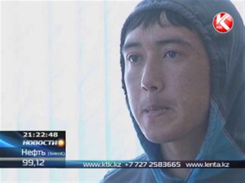 В Актобе хулигана отправили за решетку на 6 лет за откушенное ухо