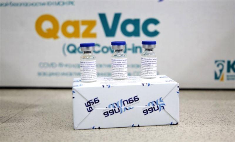 QazVac вакцинасының бағасы белгілі болды