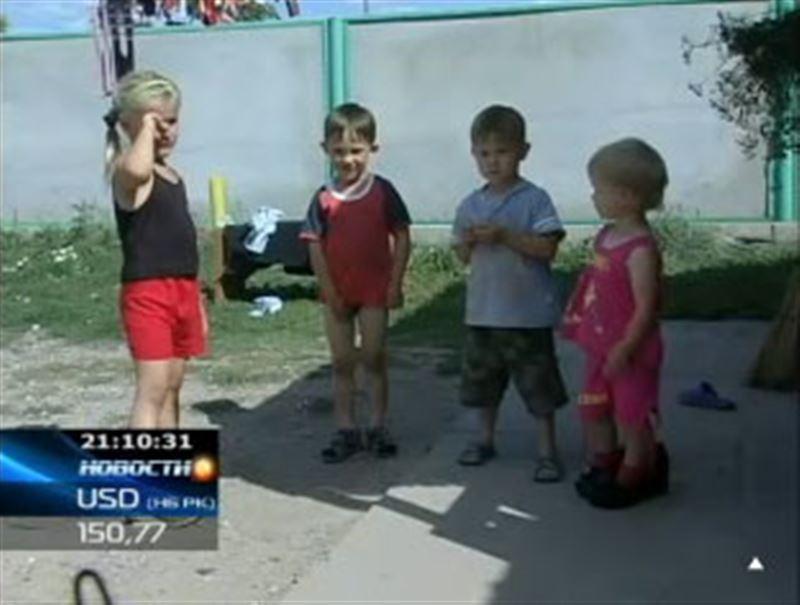 В Акмолинской области липовые сотрудники детского сада даже и не подозревали, что работают в детском учреждении