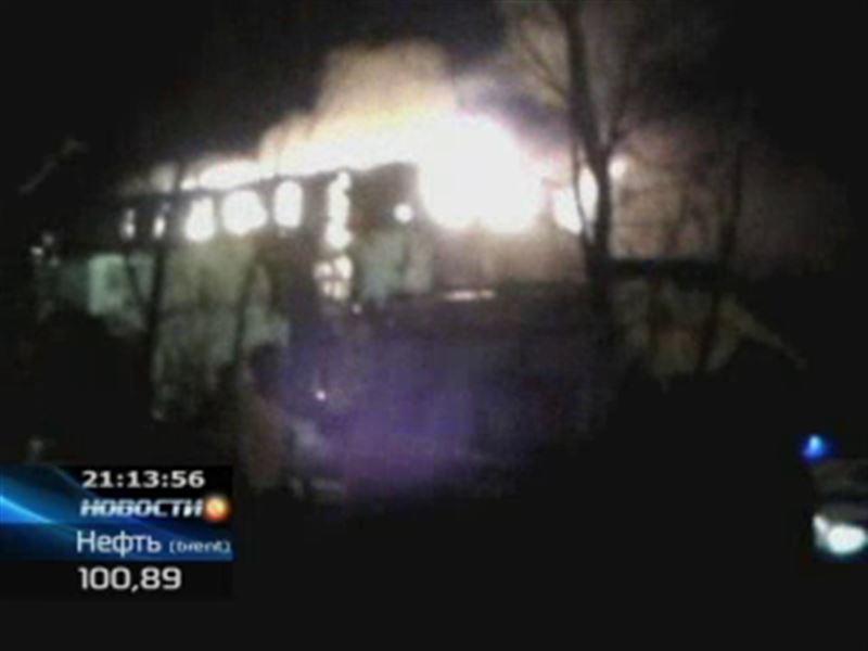 В Астане в общежитии взорвались 6 газовых баллонов